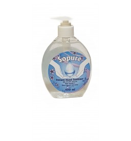 SOPURE Hand Sanitizer 400ml Fresh