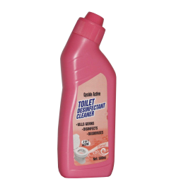 TOILET DESINFECTANT CLEANER 500 ML - Floral