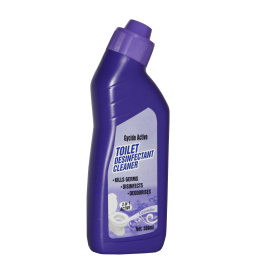 TOILET DISINFECTANT CLEANER 500ML Lavande